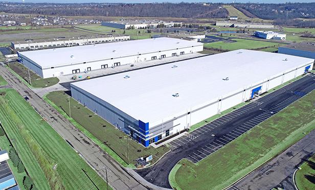 Jacquemin Logistics Center, 8660 & 8748 Jacquemin Drive, West Chester, OH