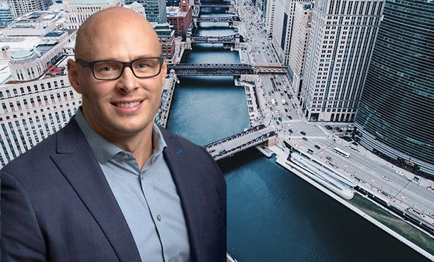Andrew MacGregor, president, ACCEND Construction, Chicago, IL