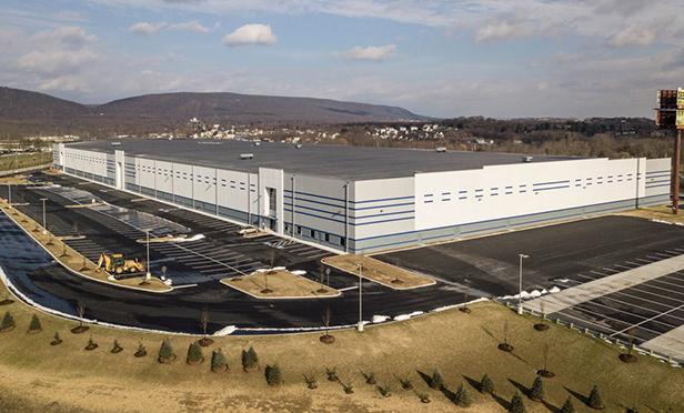 Wind Gap Logistics Center, 1380 Jacobsburg Road, Wind Gap, PA