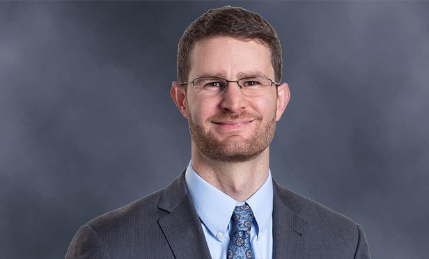 Jeremy Billig, president, McLaren Engineering Group, Woodcliff Lake, NJ