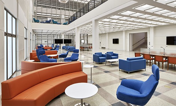 Business Resource and Innovation Center (BRIC) at Free Library of Philadelphia, PA (Jeffrey Totaro photo)