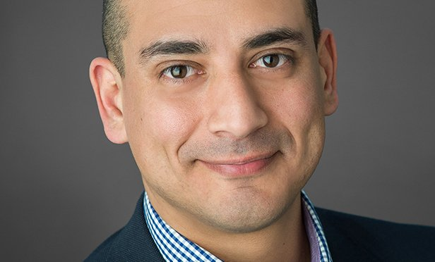 Abe Gamboa, managing director, project management, CBRE, for Chicago and Milwaukee