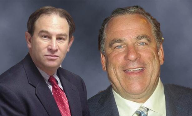 Jeffrey Kozek, left, and James F. Gallagher, principals, Resolution Management Consultants, Marlton, NJ