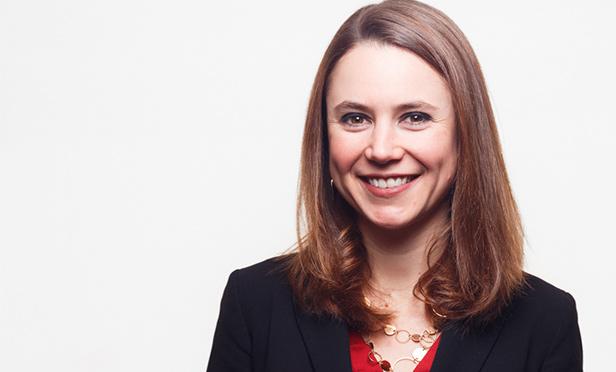 Molly Leach, vice president, CBRE, Columbus, OH