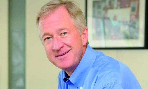 Mark Rayfield, newly named CEO, Saint-Gobain North America