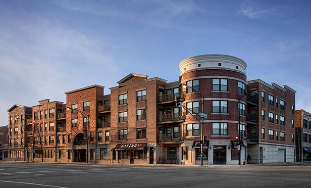 Renaissance North, 551 W. North Ave., Chicago, IL