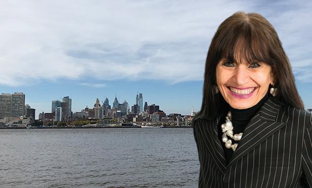 Rochelle Fedullo, chancellor, Philadelphia Bar Association