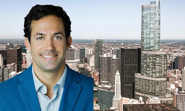 Brad Serot, vice chairman, CBRE, Chicago, IL