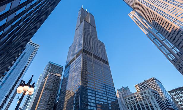 Willis Tower, Chicago, IL (EQ Properties Photo)