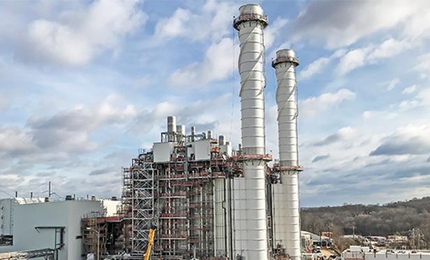 Calpine's York 2 Energy Center power plant, Peach Bottom Township, PA