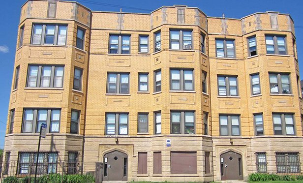 600 N. Central, Chicago, IL, one of the properties in the portfolio