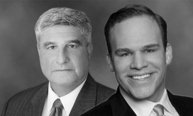 Scott Brandwein, left, managing director, and Jake Ehrenberg, executive vice president, JLL, Chicago