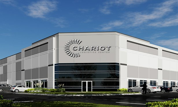 Ridgeline developing 623k sf chariot logistics center in - Garden city ny distribution center ...