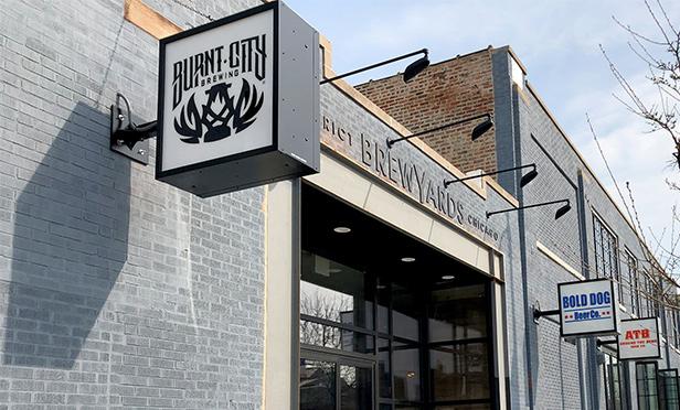 District Brew Yards, 417 N. Ashland Ave., Chicago, IL