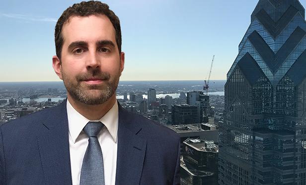 Steve Forte, senior director, HFF Philadelphia