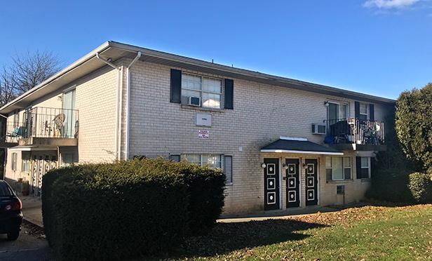 Mountain Lane Apartments, 2901 Ithaca Street, Allentown, PA