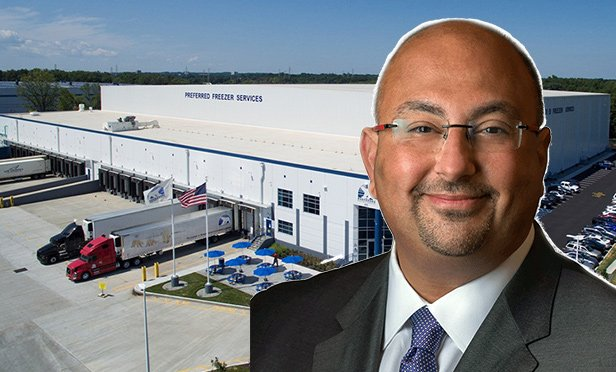 Refi of Avenel Refrigerated Warehouse May Be 'Bellwether