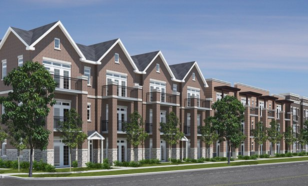 Rendering of Roselle Apartments, 22W456 Irving Park Road, Chicago, IL