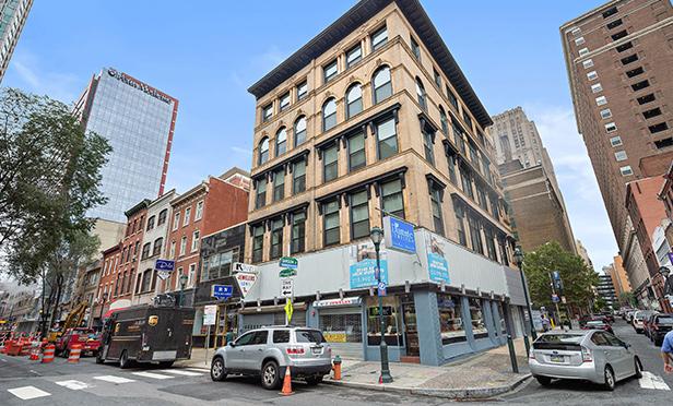 802 Sansom Street, Philadelphia, PA