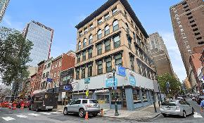 Mixed Use Building on Jeweler's Row Fetches Nearly 6M
