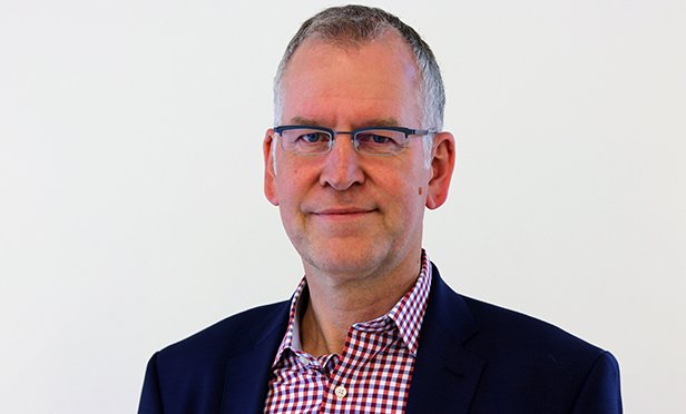 Sven Harmsen, director of external venturing, Saint-Gobain NOVA, Malvern, PA