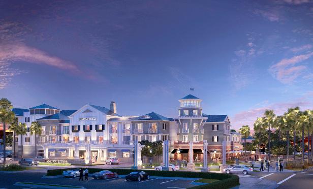 Lido House rendering