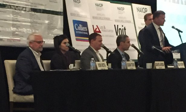 NAIOP jobs breakfast event