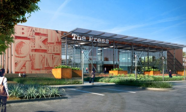 """""""Press"""" Could Be OC's Largest Creative-Office Campus"""