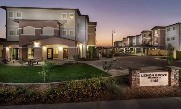 Converted Site Gets Workforce Housing | GlobeSt