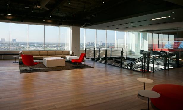 C&W's new Irvine office
