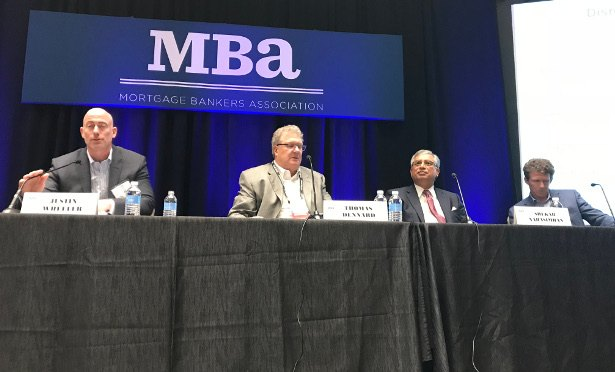 MBA CREF disruptors panel