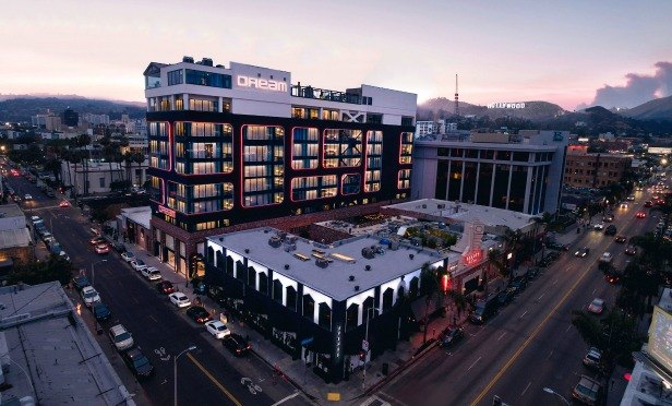 The Dream Hollywood to Anchor L.A.'s Meatpacking District