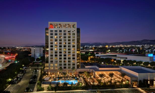 Irvine Spectrum Marriott