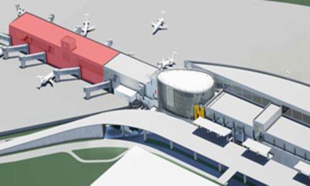 Barbara Jordan Terminal Expands To Meet Traveler Needs