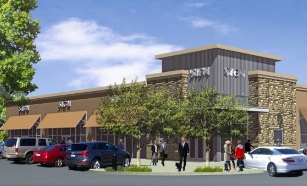 Retail Center Picks up Where Outlets Left Off
