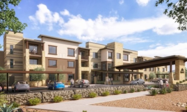 Assisted Living Facilities Now Part of the Action
