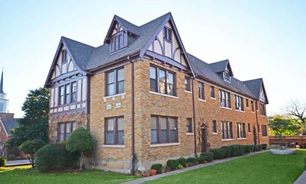 Multifamily Buyer Intends To Return Barclay To 1920s