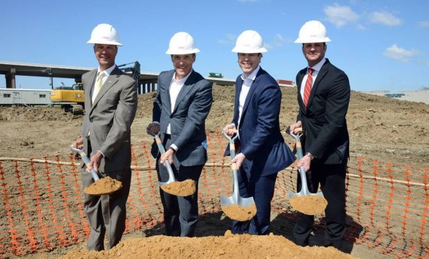 Stoneleigh multifamily groundbreaking