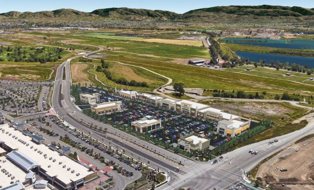 Mixed Use to Accompany Premium Outlets
