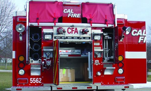 Fire Crews Get Upper Hand in Burn Zones