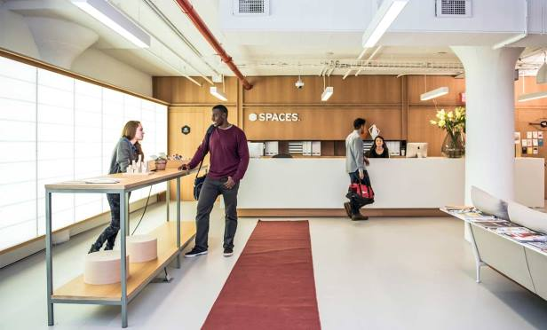 Shared Space Firm Has Inspired Work Philosophy