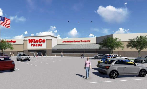 WinCo Set to Open in Former Target Site