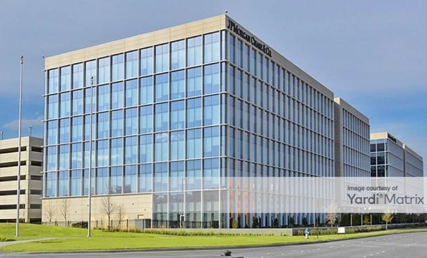 JPMorgan HQ