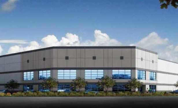 Lathrop industrial center