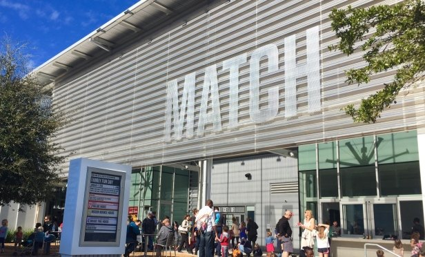 MATCH arts and theater center