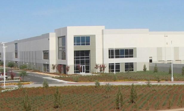 Wonderful industrial park