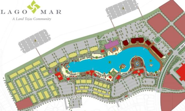 Lago Mar development