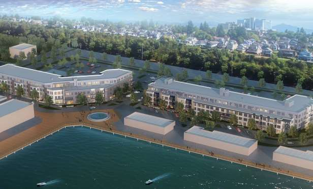 Everett Waterfront Apartments