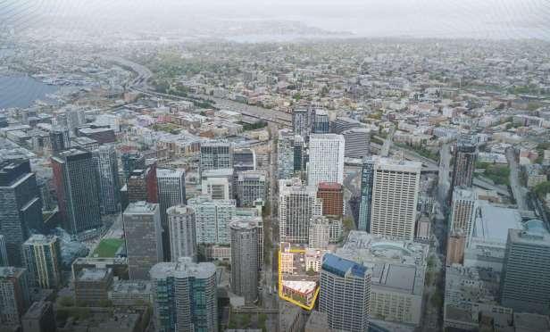 Seattle land