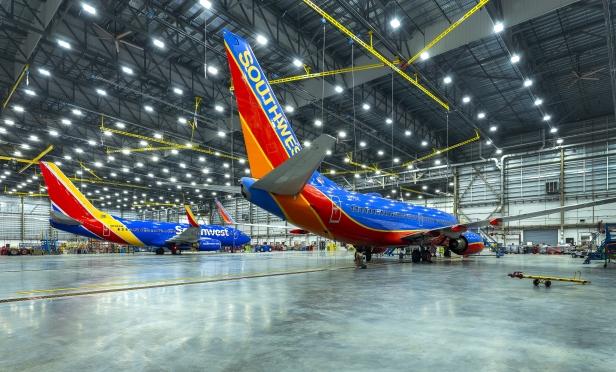 Southwest Airlines Hangar - Hobby Airport Houston, TX 010320